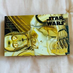 New Pat McGrath Star Wars Galactic Gold Palette